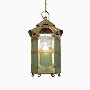 Antique Hallway Lantern, 1900s