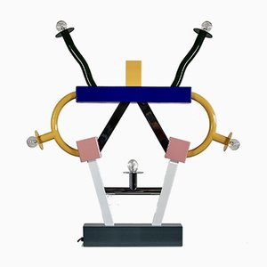 Model Ashoka Table Lamp by Ettore Sottsass, 1980s