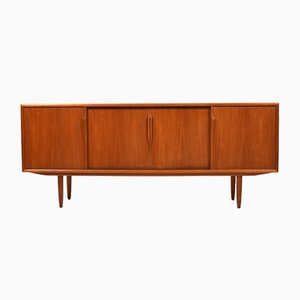 Mid-Century Danish Teak Sideboard by Axel Christensen for ACO, 1960s