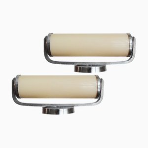 Bauhaus Sconces, 1920s, Set of 2