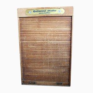 Roller Shutter Cabinet, 1950s