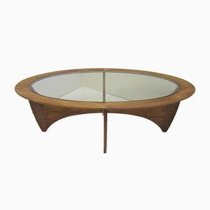 Teak Astro Coffee Table by Victor Wilkins for G-Plan, 1950s