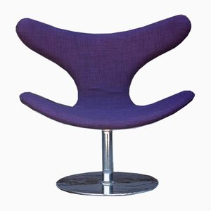 Vintage Dolphin Armchair by Bjarke Nielsen for Dan-Form