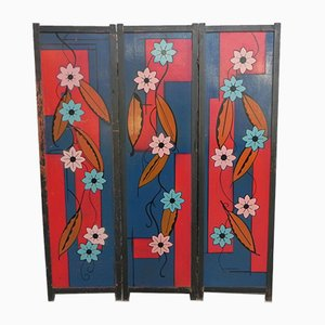 Art Deco Room Divider, 1930s