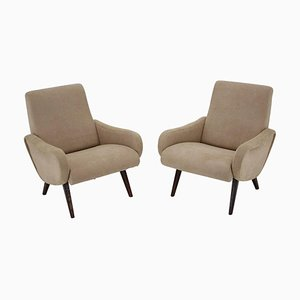 Lady Chairs in the Style of Marco Zanuso, 1951, Set of 2