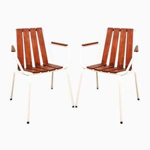 Mid-Century Garden Chair from Daneline, 1960s