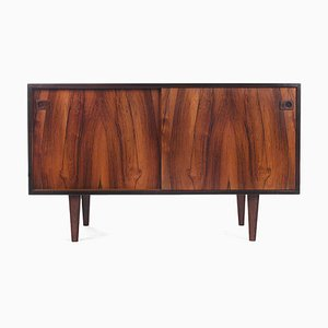 Wood Console Table, 1960s