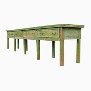 English Dresser Base, 1840s