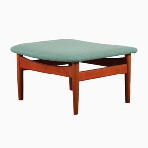 Danish Ottoman by Finn Juhl for France & Son, 1950s