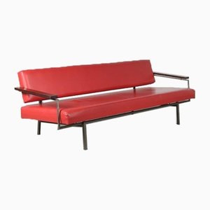 Rosewood Sofa or Sleeping Bench by Rob Parry for Gelderland, Netherlands, 1950s