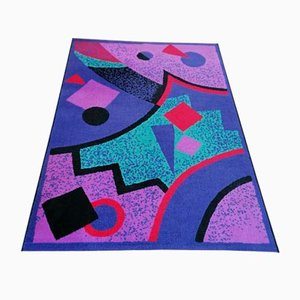 Postmodern Carpet, 1980s