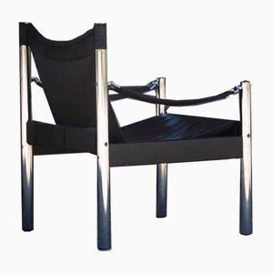 Mid-Century Safari Armchairs from Johanson Design, Set of 2