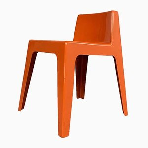 Fiberglass Chair from Kosta, 1970s