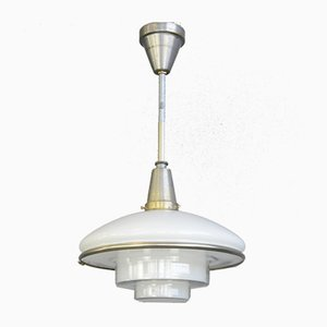 Sistrah Pendant Lamp by Otto Muller, 1930s