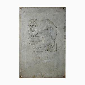 Antique Roman Adonis Plaquette