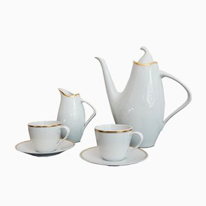 Mid-Century Elka Coffee Set by Jaroslav Ježek for Pirkenhammer, 1958