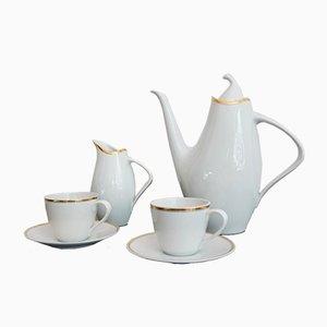 Mid-Century Elka Kaffeeservice von Jaroslav Ježek für Pirkenhammer, 1958