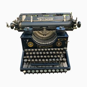 Typewriter from Triumph, 1930s