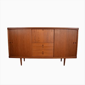 Mid-Century Danish Cabinet by H. W. Klein for Bramin