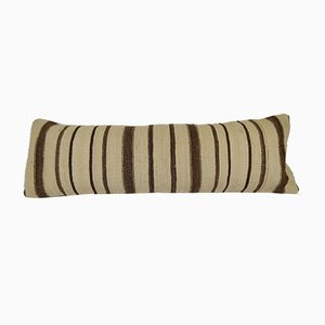 Extra Long Turkish Hemp Bedding Kilim Cushion Cover