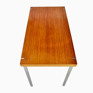 Mid-Century Lotos Work Art Side Table by Hermann Bauer