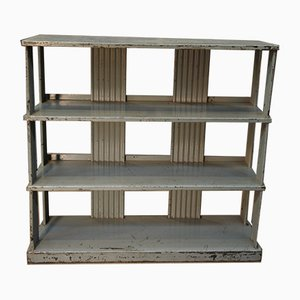 Metal Shelves from Strafor, 1920s, Set of 2