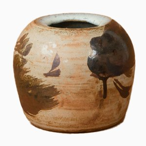 Stoneware Vase by Conny Walther, 1970s