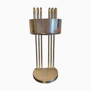 Nickel Paris Ausstellung Tischlampe von Marcel Breuer, Deutschland, 1925