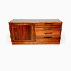 Swedish Rosewood Chest of Drawers by Nils Jonsson for Hugo Troeds, 1960s