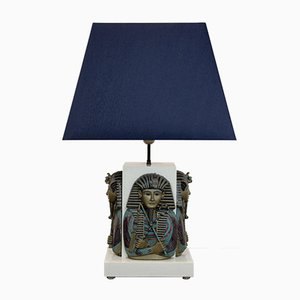 Pharaoh Toetanchamon Table Lamp, 1950s