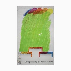 Poster dei Giochi Olimpici di Monaco, 1972