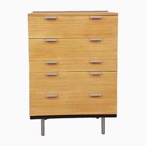 Mid-Century Fineline Chest of Drawers by John & Sylvia Reid for Stag