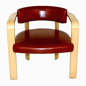 Finnish Dining Chair from Vilka Oy, 1980s