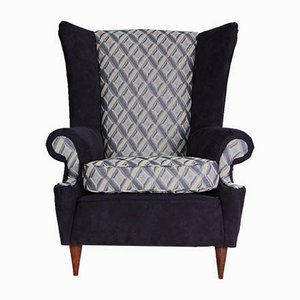 Bergere Armchair with Ears, 1960s
