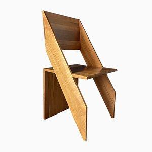Giotto Chair by Ferdinando Meccani for Meccani Arredamenti, 1980s