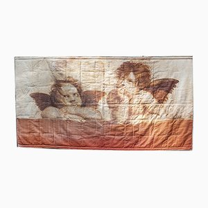 Raffaello Tapestry by Enzo Mari for Interflex, Italy, 1993