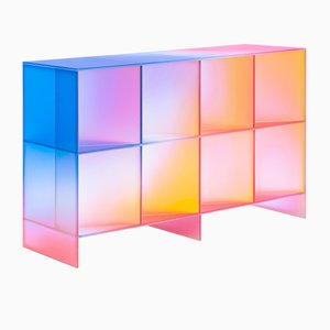 Halo Low Display Case by Studio Buzao