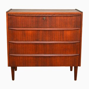 Scandinavian Chest of Drawers, Denmark, 1960s