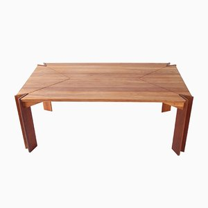 Swedish Teak Coffee Table, 1960s