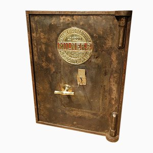 Antique English Safe from Milners
