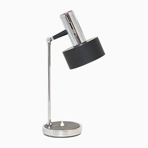 Mid-Century Chrome Table Lamp, 1960s