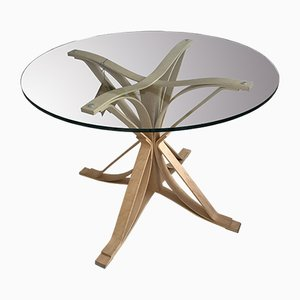 Model Face Off Dining Table by Frank Gehry for Knoll Inc. / Knoll International, 1990s