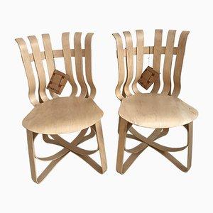 Chaise Modèle Trick Chair par Frank Gehry pour Knoll Inc. / Knoll International, 1990s