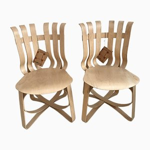 Model hat Trick Chair by Frank Gehry for Knoll Inc. / Knoll International, 1990s