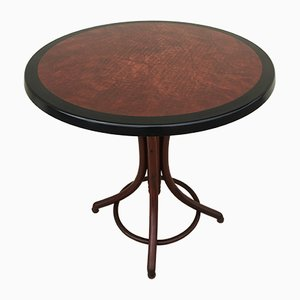 French Round Garden Table from SM, 1970s