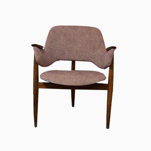 Mid-Century Armchair, Norway, 1960s