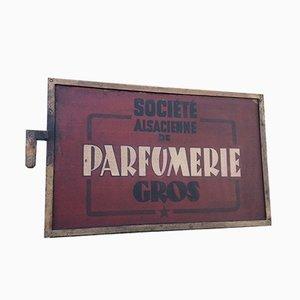 Vintage Perfume Sale Sign, 1950s