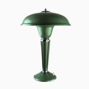 Art Deco Bakelite Table Lamp from Jumo