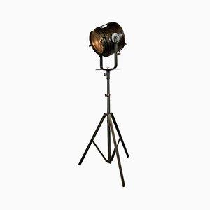 Proiettore cinematografico vintage industriale di AE Cremer, anni '40