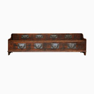 18th Century Swedish Bench